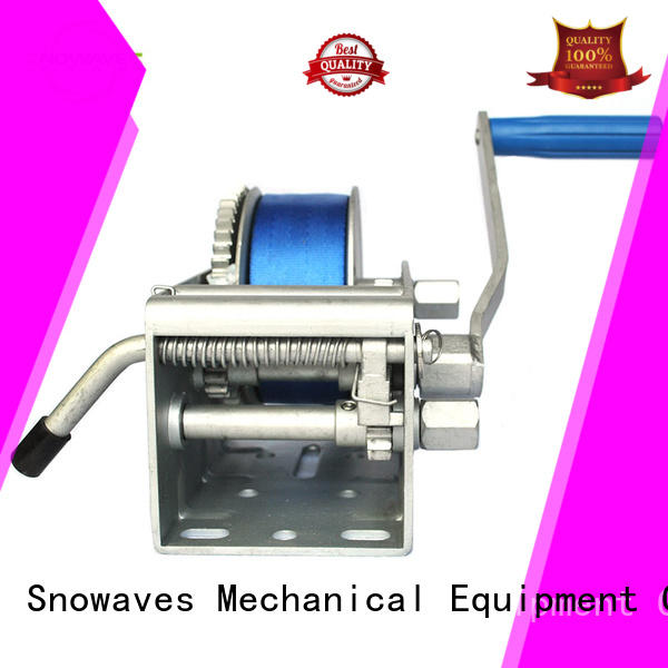 Wholesale Marine winch pulling Supply for camping