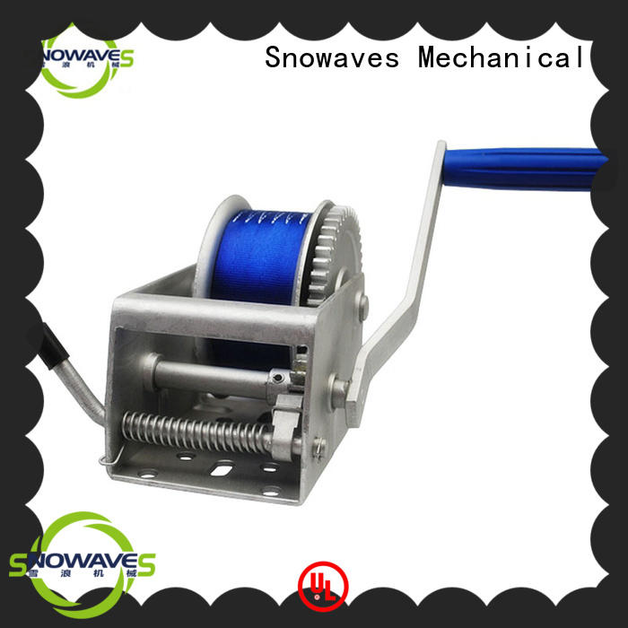 anchor winch for sale pulling for picnics Snowaves Mechanical