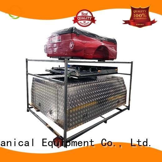 pickup aluminum truck tool chest aluminum for car Snowaves Mechanical