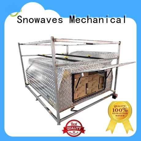 Wholesale custom aluminum tool boxes aluminium factory for boat