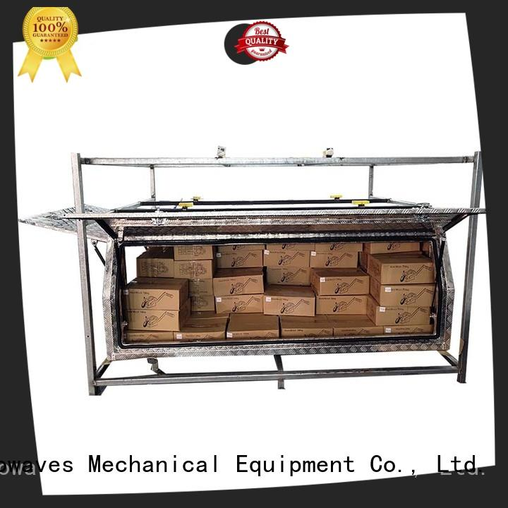 quality aluminium tool boxes for caravans Chinese manufacturer for car