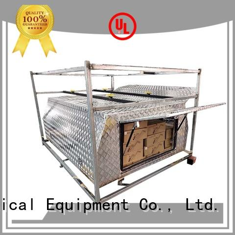quality custom aluminium tool boxes Chinese vendor for boat Snowaves Mechanical