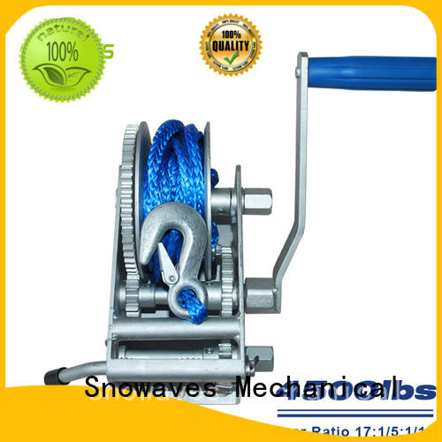 winch anchor winch for sale speed for camp Snowaves Mechanical