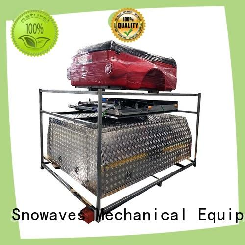 truck aluminum trailer tool box Chinese factory for boat Snowaves Mechanical