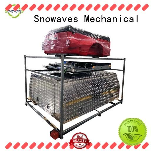 Snowaves Mechanical Top aluminum truck tool boxes Supply for boat