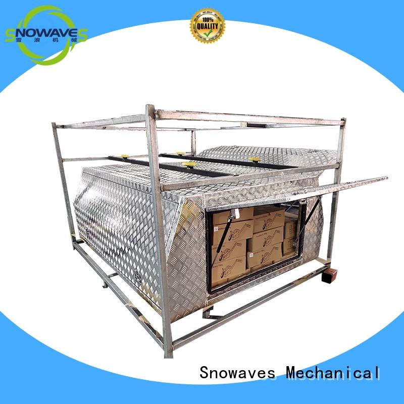 aluminum aluminum truck tool boxes Chinese supply for boat