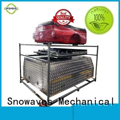 box aluminum truck tool chest tool for camping Snowaves Mechanical