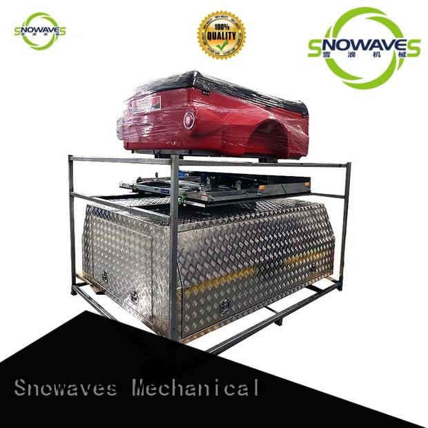 Snowaves Mechanical Latest custom aluminum tool boxes for business for boat