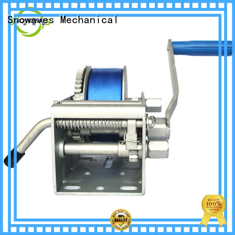 New Marine winch trailer Supply for camping