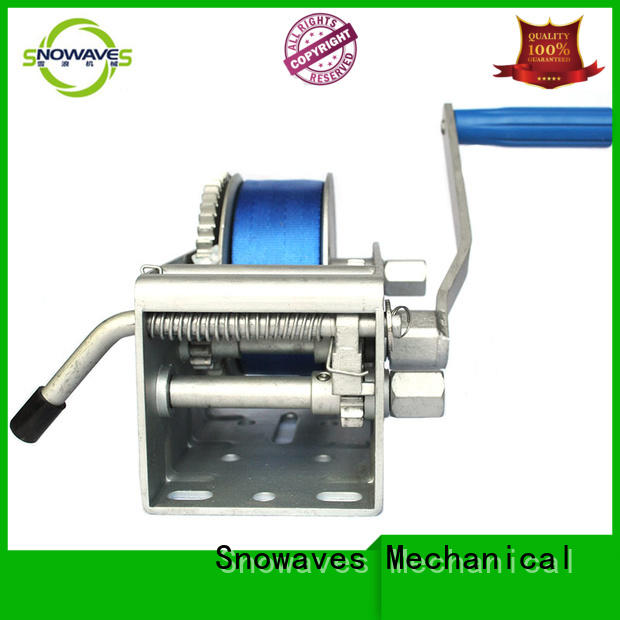 useful Marine winch wholesale supplier for camp