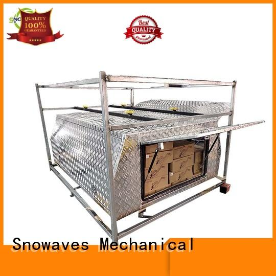 Wholesale boxes aluminum truck tool boxes Snowaves Mechanical Brand