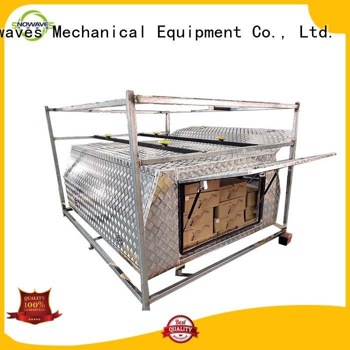 tool aluminium tool box box for car Snowaves Mechanical