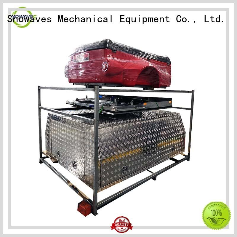 box aluminium aluminum truck tool boxes trailer Snowaves Mechanical Brand company