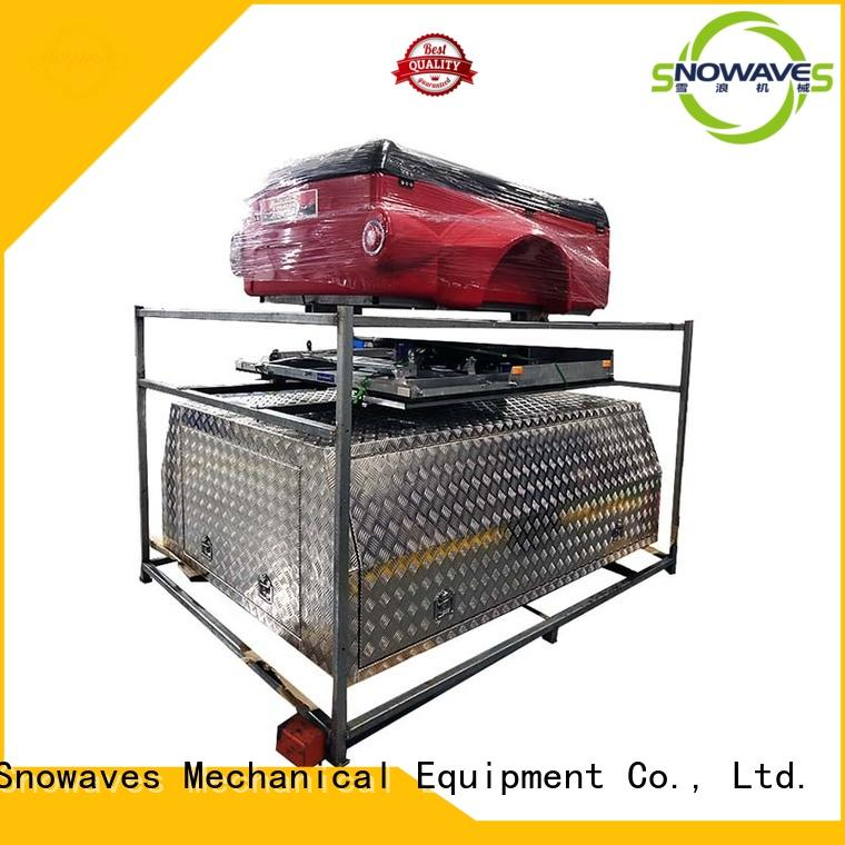 Snowaves Mechanical boxes custom aluminum tool boxes factory for boat