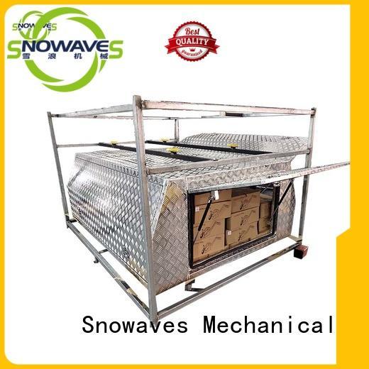 hot-selling aluminium tool box Chinese factory for picnics