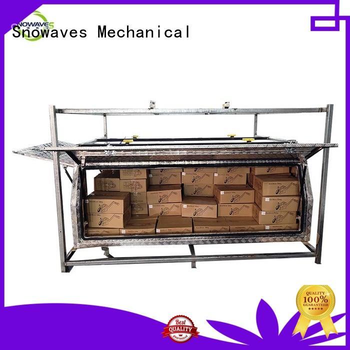 Latest custom aluminum tool boxes boxes manufacturers for picnics
