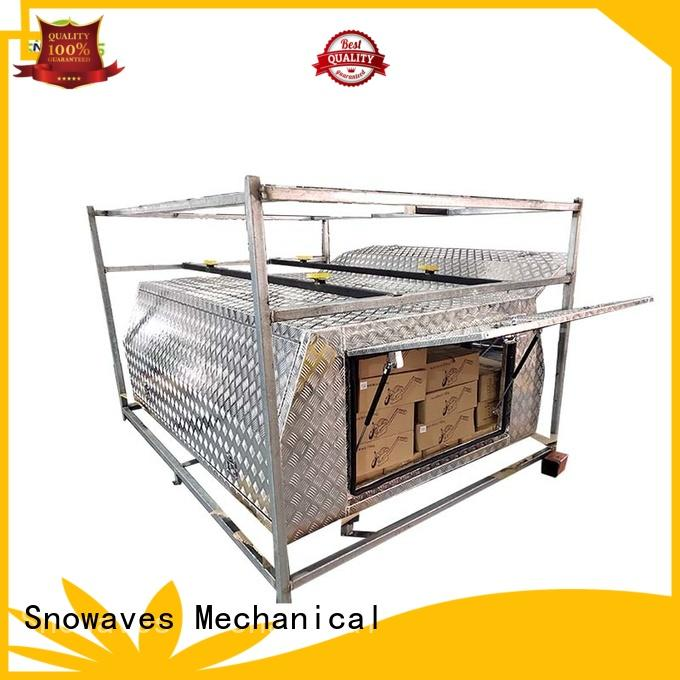 Latest aluminum truck tool boxes truck company for car