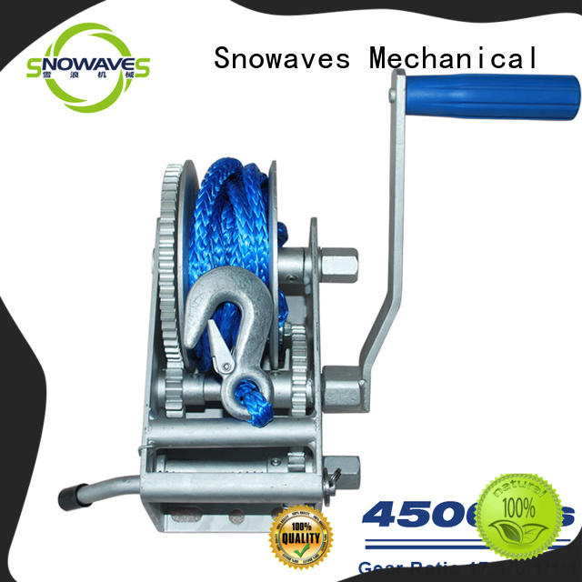 Wholesale Marine winch hand manufacturers for one-way trips
