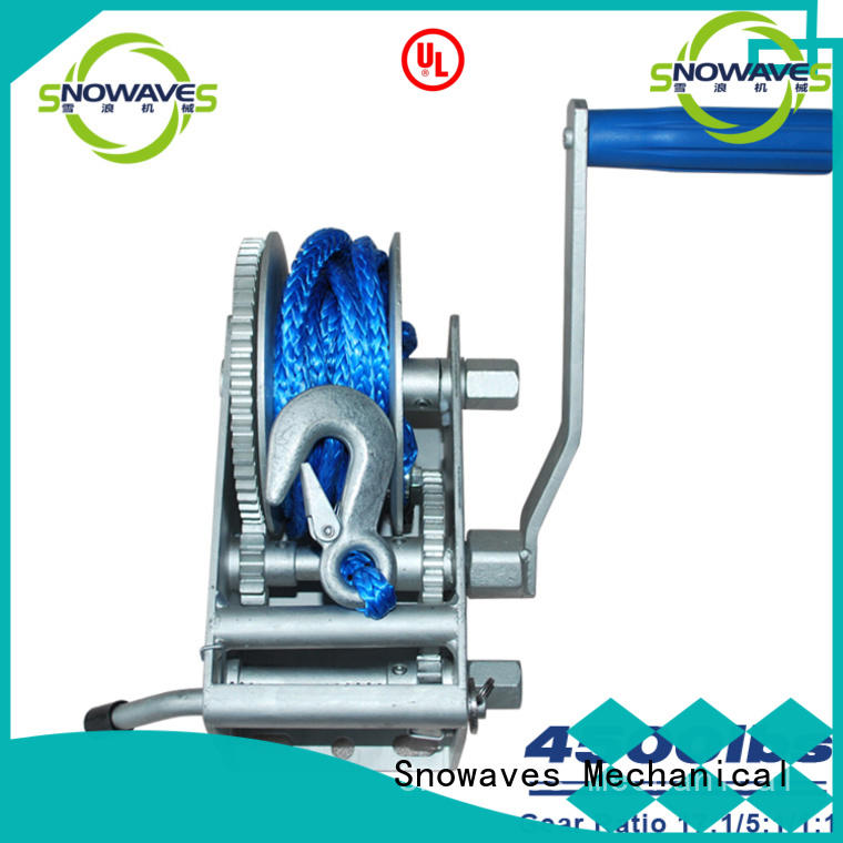 Wholesale Marine winch hand manufacturers for camp