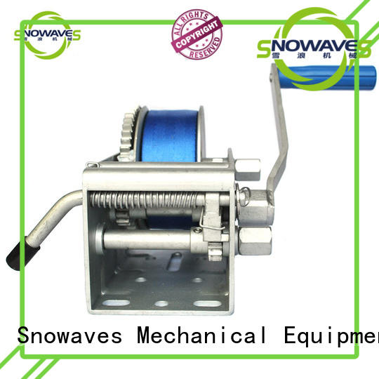 electric boat winch widely-use for camp