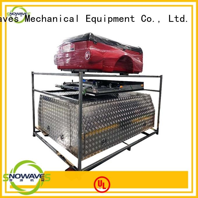 Snowaves Mechanical Latest aluminum truck tool boxes for business for boat