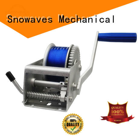 trailer electric boat winch winch for trips Snowaves Mechanical
