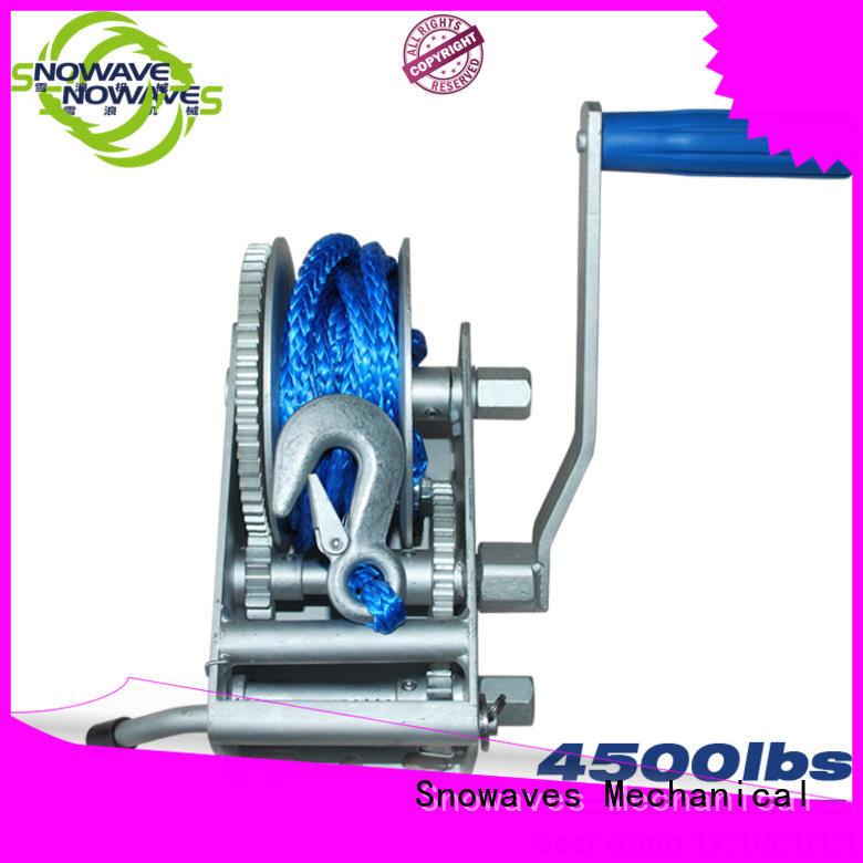 best anchor winch for sale widely-use for picnics Snowaves Mechanical