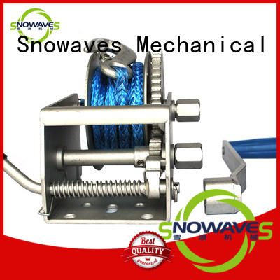 Latest marine winch winch manufacturers for one-way trips