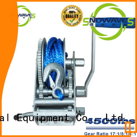 durable Marine winch vendor for trips