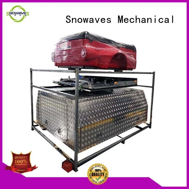 Latest aluminum truck tool boxes pickup manufacturers for camping