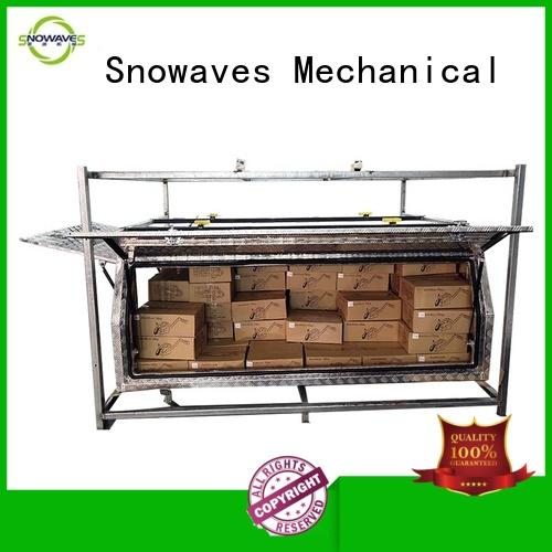 Snowaves Mechanical High-quality custom aluminum tool boxes manufacturers for boat