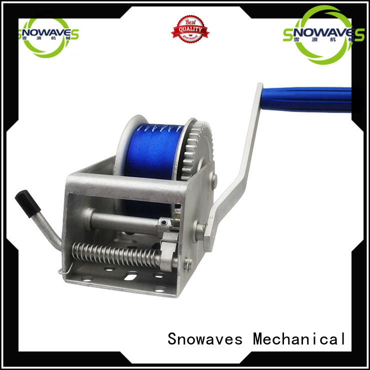 anchor winch for sale pulling for camping Snowaves Mechanical