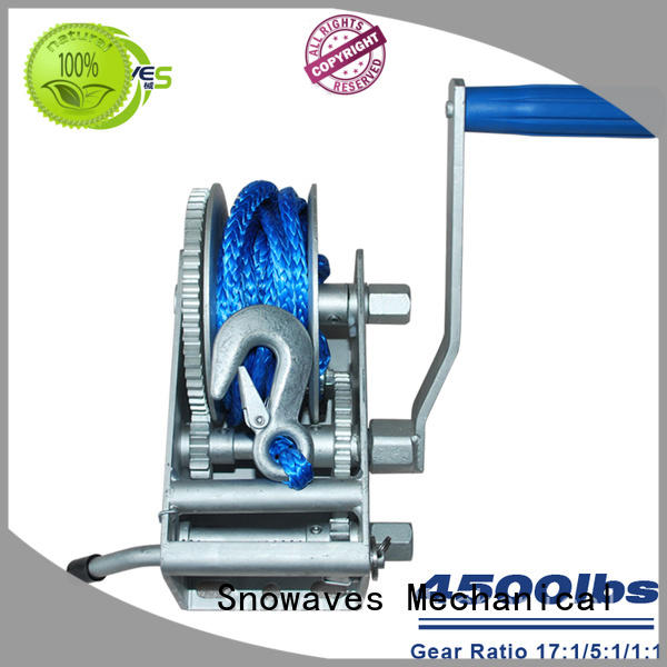 High-quality Marine winch manufacturers for picnics