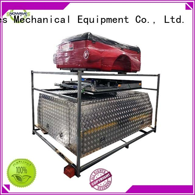 Snowaves Mechanical Wholesale aluminum truck tool boxes Supply for car