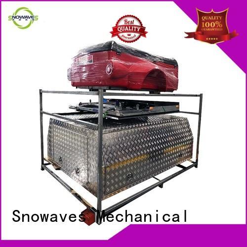 Snowaves Mechanical Best aluminium tool box factory for boat