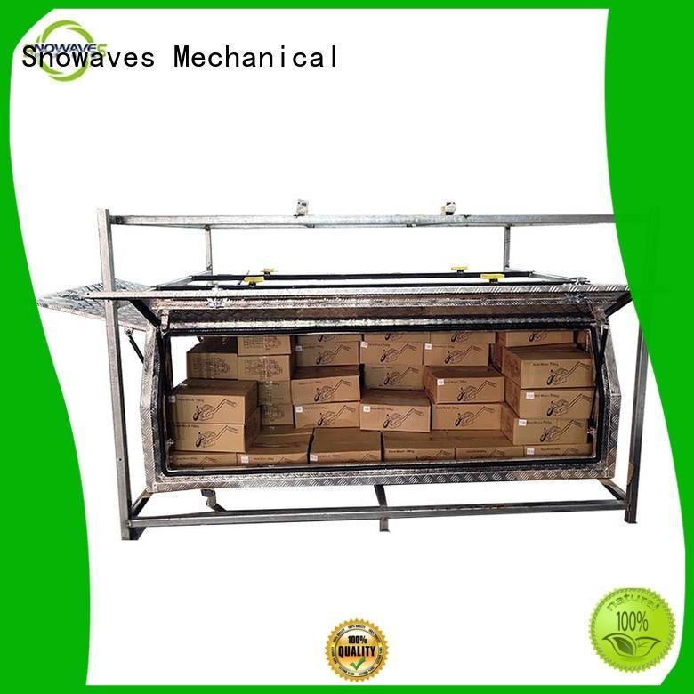 Best aluminum trailer tool box boxes company for picnics