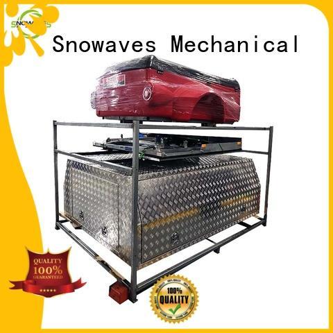 durable aluminum truck tool boxes Chinese vendor for picnics