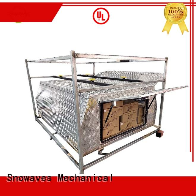 tool aluminum tool storage boxes Chinese producer for boat Snowaves Mechanical