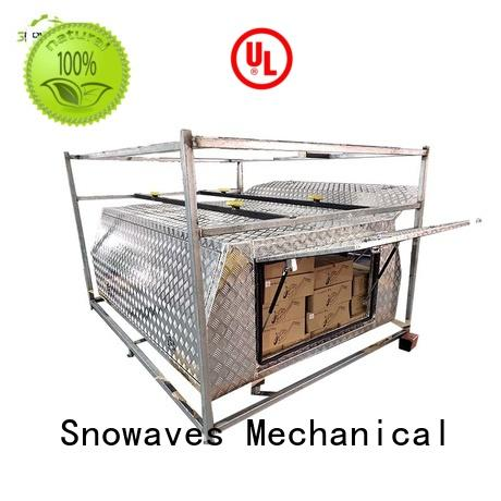 High-quality aluminum truck tool boxes pickup factory for camping