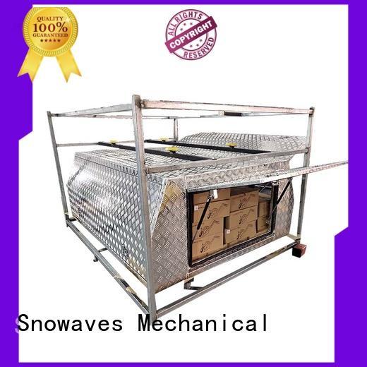 Wholesale aluminium tool box tool Supply for car