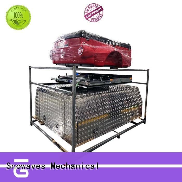 Custom aluminum truck tool boxes box factory for picnics