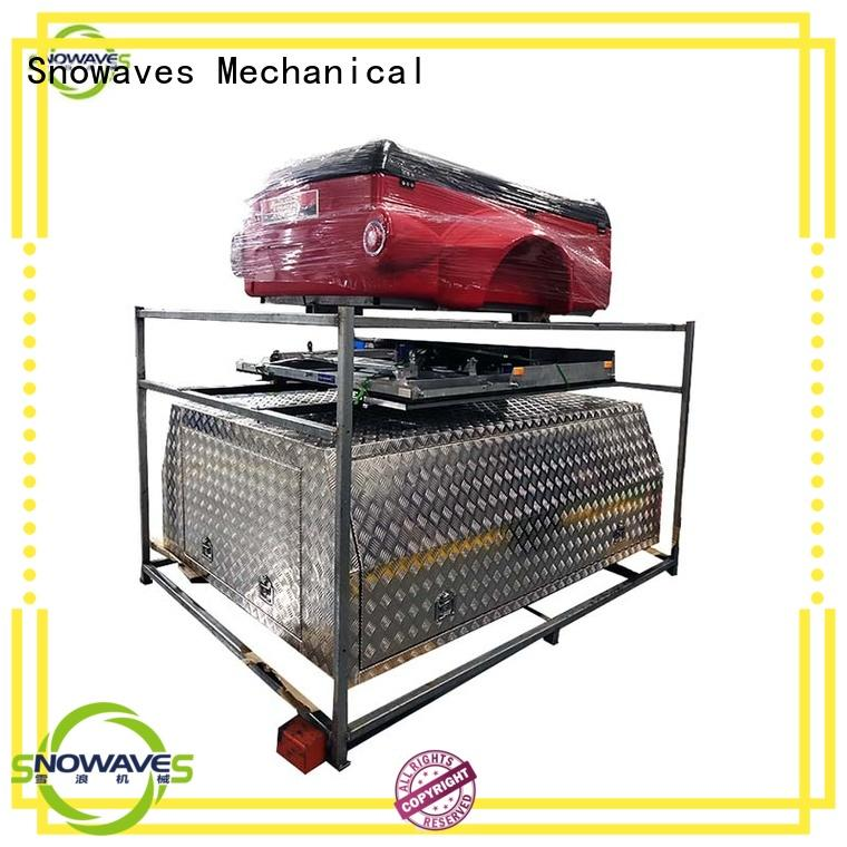 boxes aluminum tool boxes for pickup trucks Chinese producer for boat Snowaves Mechanical