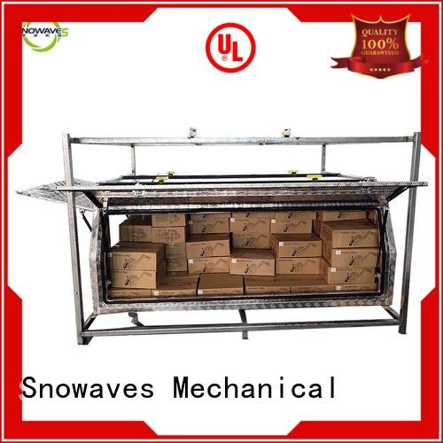 large aluminum tool box aluminum for boat Snowaves Mechanical