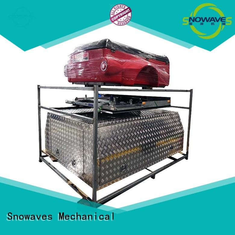 Top aluminum trailer tool box aluminium Suppliers for car