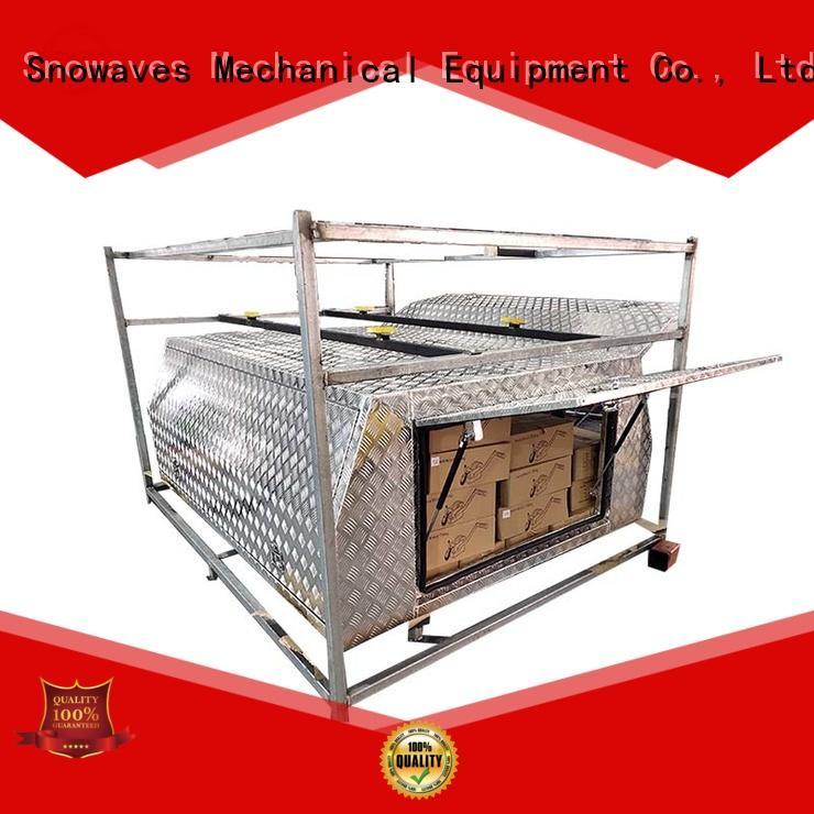 aluminium aluminium tool box for camping