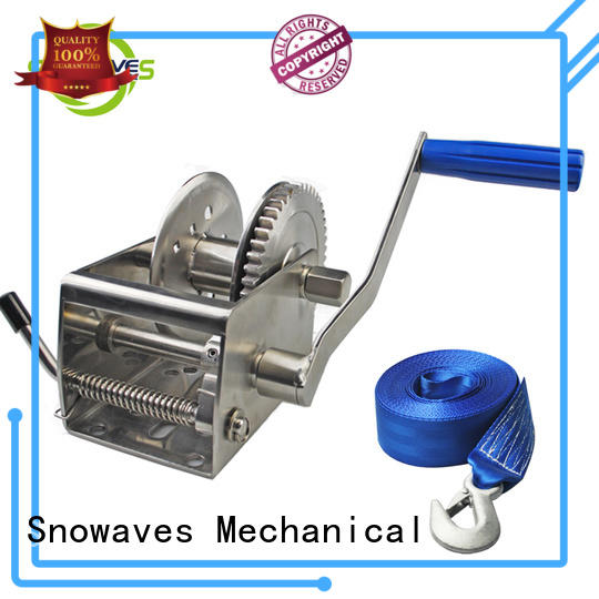 Top marine winch hand manufacturers for trips
